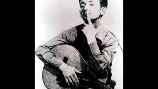 Watch Woody Guthrie Dust Pneumonia Blues video