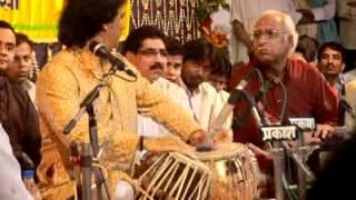 Sanju Sahai Benares Gharana Tabla @ Sankat Mochan Sangeet Samaroh 2012 - Clip 1
