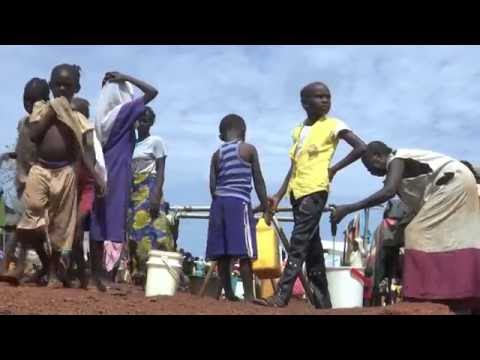 UN Humanitarian Chief visits South Sudan