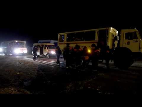 видео: Для усиления группировки МЧС в Кемерово вылетели спасатели из Красноярска