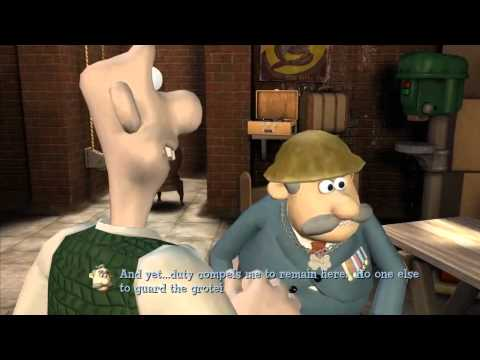 PC Longplay [132] Wallace & Gromits Grand Adventures Episode I: Fright of the Bumblebees