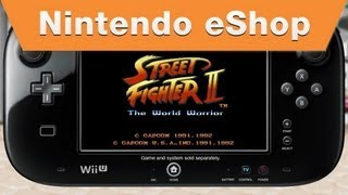 Nintendo eShop - Street Fighter II: The World Warrior Trailer