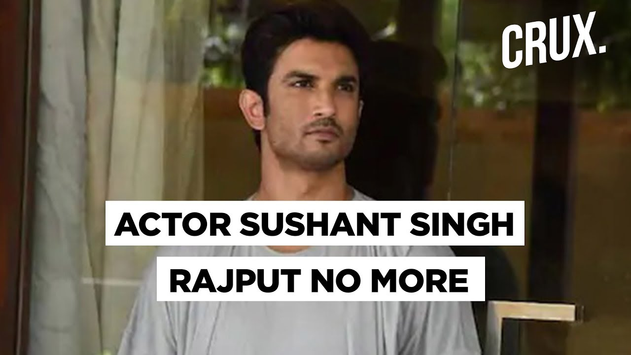 Bollywood actor Sushant Singh Rajput found dead in Mumbai home