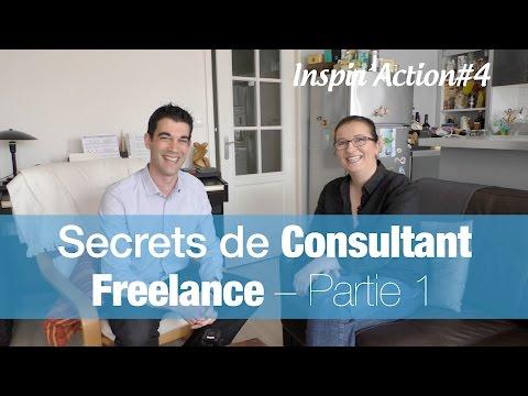 Secrets de Consultante Freelance avec Béatrice LHUILLIER - Partie 1