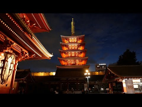 Why You Need to Visit Asakusa at Night