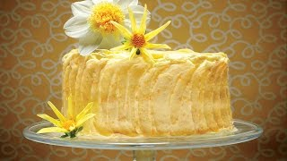 This Lemon Cheese Layer Cake Is A Southern Classic | Southern Living