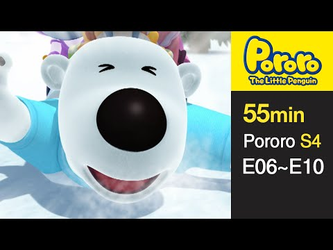 [Pororo S4] Season 4 Full Episodes E6-E10 (2/5)