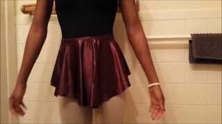 New Ballet Skirt! SAB skirt unboxing! ☆