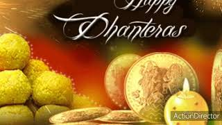 ₹💰🪔Best Happy Dhanteras Wishes In Hindi | Dhanteras Quotes🪔💰₹ | NYCSeries