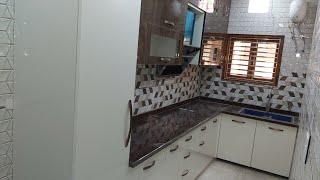 Small kitchen design    Pantry Unit Pullout    kitchen interior design (video)