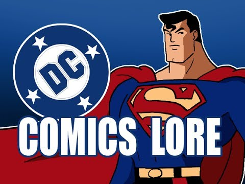 LORE -- DC Comics Lore in a Minute!
