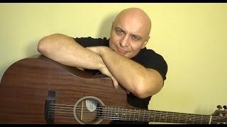 В. Цой, Кино. Печаль. Гитара, аккорды, кавер. V. Coi.Kino. Pechal. Guitar, cover.