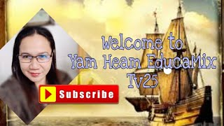 The Coming of Spain|| Magellan's Expedition|| Yam Heam