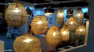 Indonesia International Furniture Expo 2018 (ifex) Hall B Dan Hall C