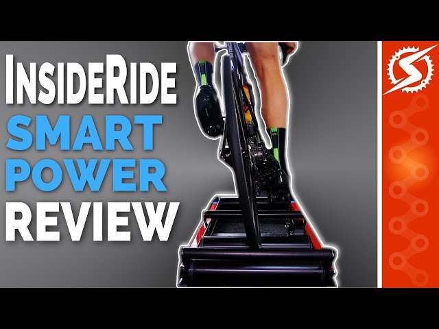 InsideRide E-Motion Rollers SmartPower Review // Noise Demo