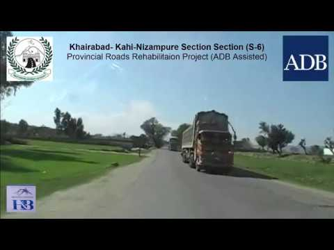 highways roads public highways Khairabad-nizampur road Nowshera Part 2/2