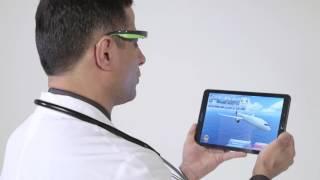 صور وفيديو ابتكار جديد للحفاظ على صحة أطفالك من أضرار الأجهزة الذكية