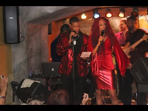 """Sylver Logan Sharp"""" Performs """"Find Me"""" & """"I Want Your Love""""  (Ashford and Simpson's Sugar Bar)"""