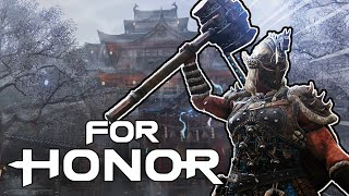 FOR HONOR - RAMPAGE OF RAGNAROK!