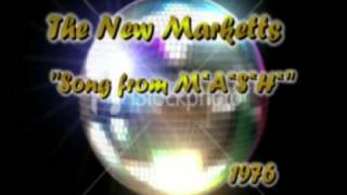 The New Marketts - Theme from M.A.S.H. 1976 full disco version