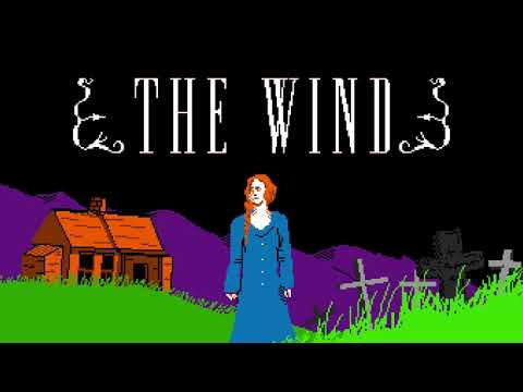 THE WIND Pixel Horror Game Trailer