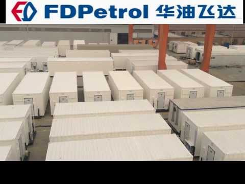 Largest oilfield camp manufacture in China  FD Petrol
