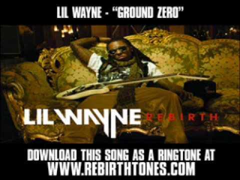 "Lil Wayne - ""Ground Zero"" (The Rebirth Album) [ New Music Video + Lyrics + Download ]"