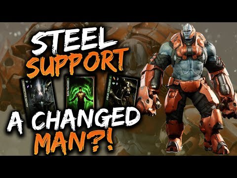 Paragon Steel Gameplay - A CHANGED MAN?!
