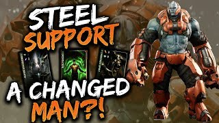 Paragon Steel Gameplay - A CHANGED MAN