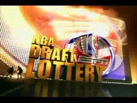 NBA Draft Lottery 2007