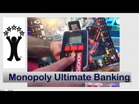 Monopoly Ultimate Banking Youtube