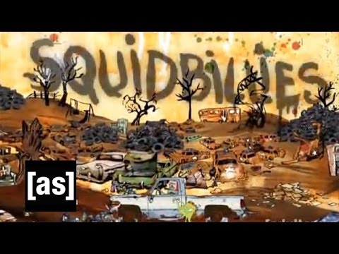 Season 5 Open | Squidbillies | Adult Swim
