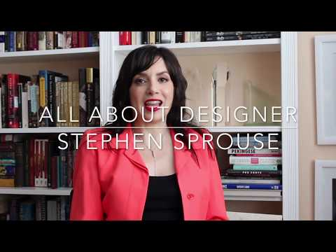 All about designer Stephen Sprouse