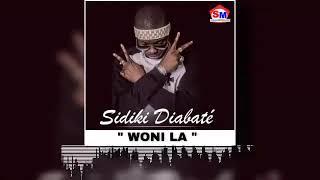 Sidiki Diabate - Woni La ( Son officiel)