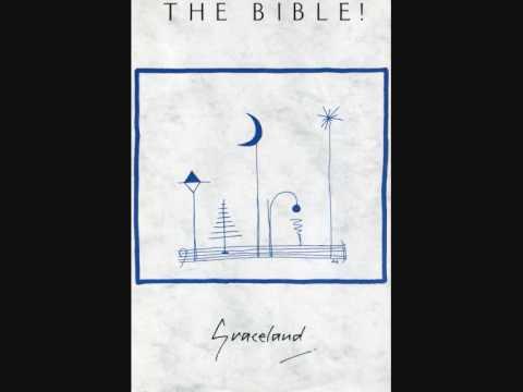 "THE BIBLE - 'Graceland' - 12"" 1986"