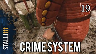 ►Kingdom Come: Deliverance | Crime System -Thievery & Punishments (0.5 Alpha Info)