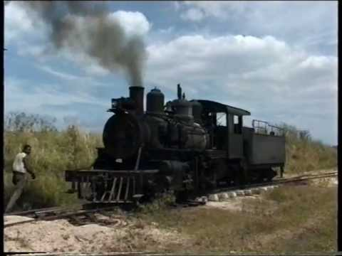 Cuba - 3ft Gauge Cable Shunt & Line work - AC Sandino, 1998