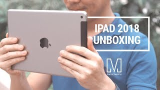 iPad 2018 Unboxing and Hands-on