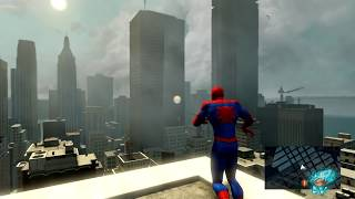 Spectacular Spiderman TV-Series Suit MOD Review – The Amazing Spider-man 2 (PC)