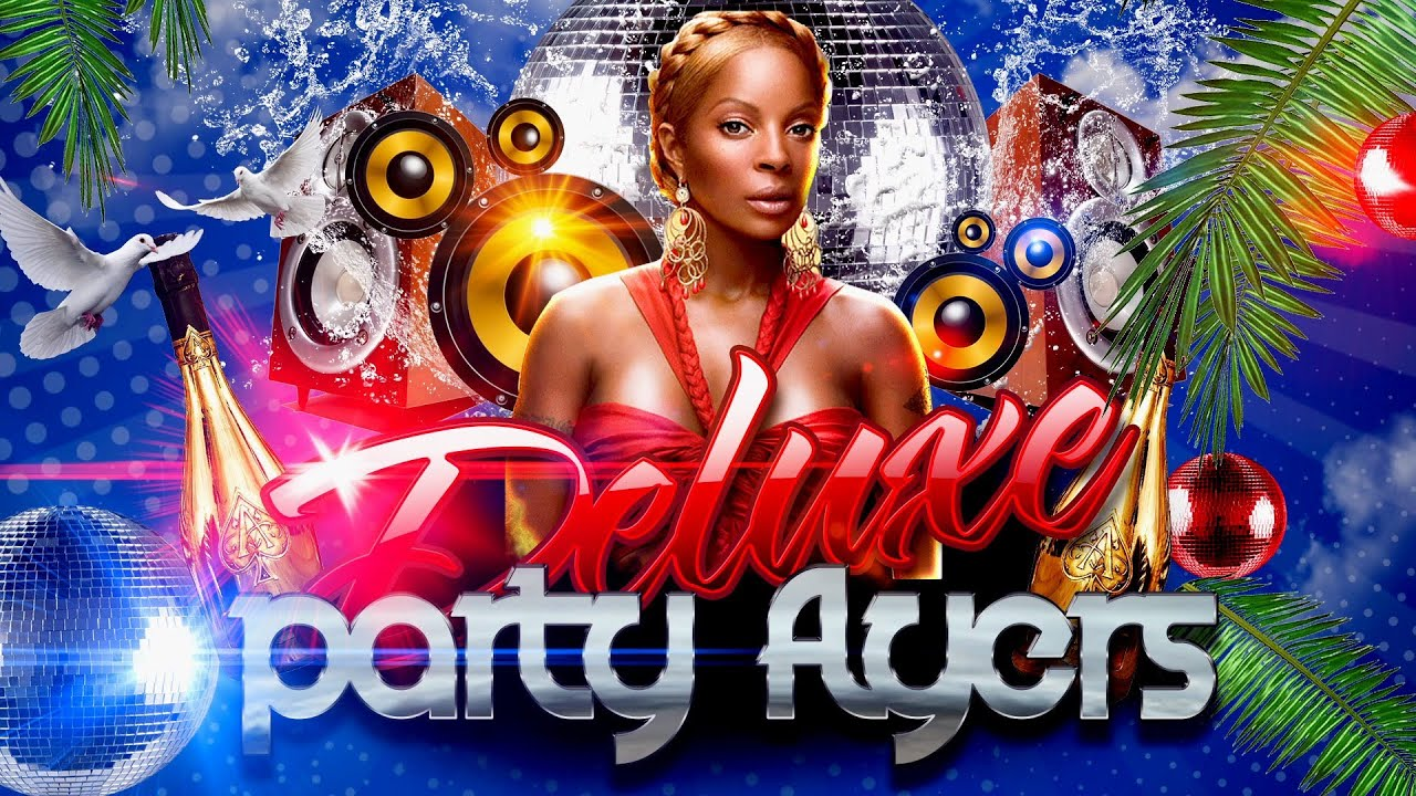 PHOTOSHOP TUTORIALS Party Flyer Design Part 5