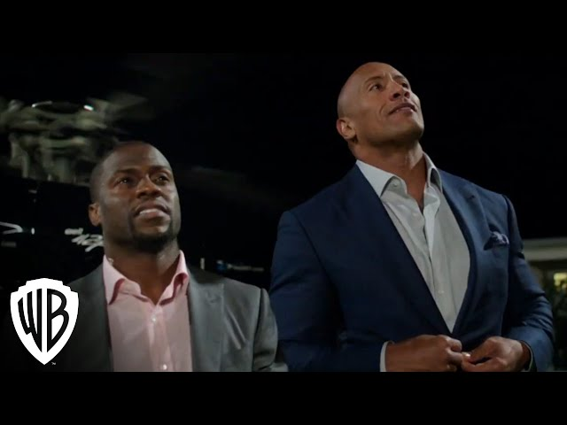 Central Intelligence - Home Entertainment Trailer