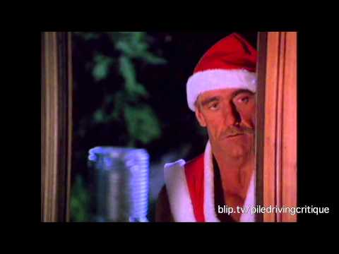 The Piledriving Critique: Santa with Muscles