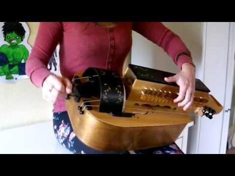 Eluveitie - Luxtos (hurdy gurdy cover)