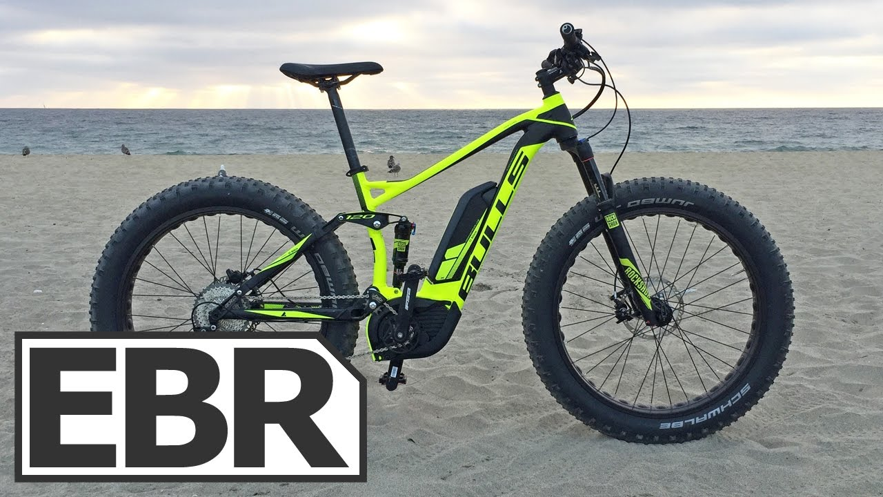 bulls monster e fs video review full suspension fat bike. Black Bedroom Furniture Sets. Home Design Ideas