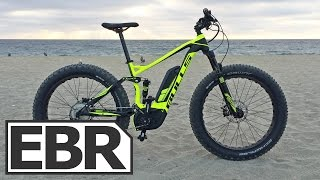 BULLS Monster E FS Video Review - Full Suspension Fat Bike with Bosch Centerdrive
