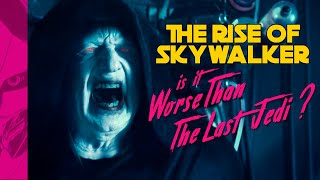 The Rise Of Skywalker Review  Is It Worse Than The Last Jedi?