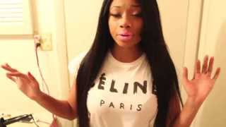 ALIEXPRESS INEXPENSIVE VIRGIN BRAZILIAN *XBL* STRAIGHT HAIR REVIEW (3 MON.)