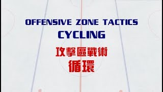 Ice Hockey Offensive Zone Strategy   Cycling