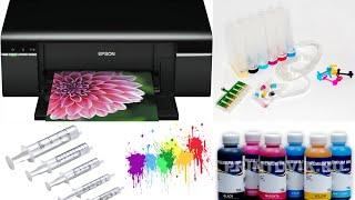 Восстановление струйного принтера. Заправка СНПЧ. Recovery inkjet printer. Refilling of CISS.(Мой сайт #самоделкин : http://samodelkin.hl.ua/ Мой канал о покупках в Китае #KitaiChina : https://goo.gl/jzUM9l Партнерская программа:..., 2015-03-13T07:19:39.000Z)