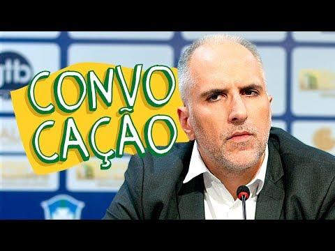 Convocação da seleção brasileira 1